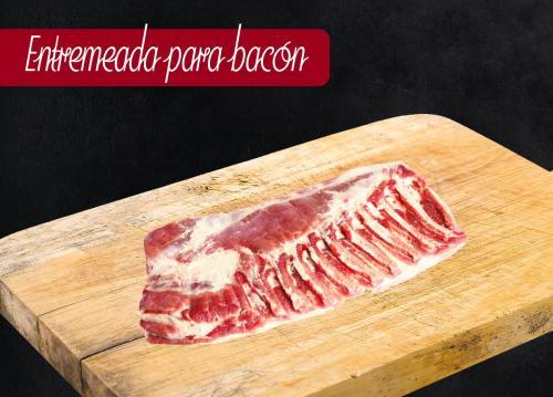 Entremeada para bacon